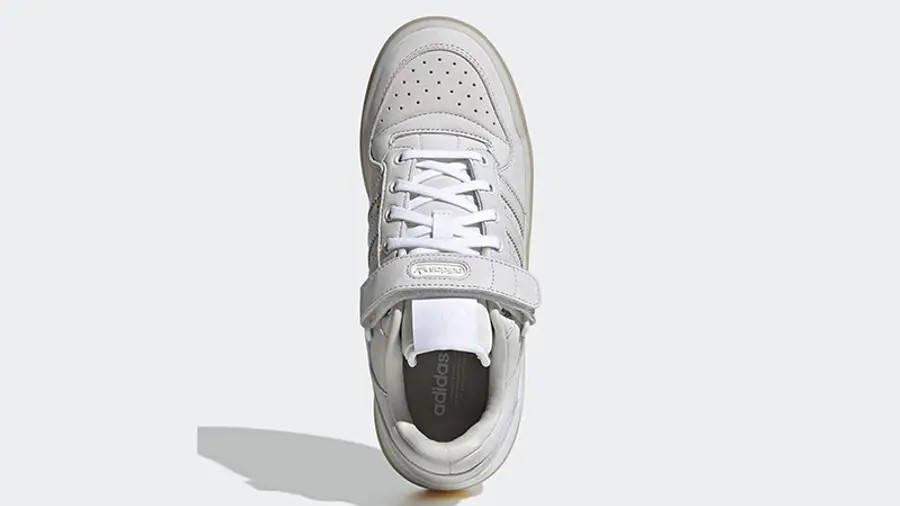 adidas Triple PlatForum Low Crystal White GZ8644 Top