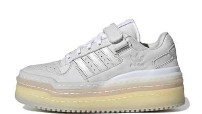 adidas Triple PlatForum Low Crystal White GZ8644