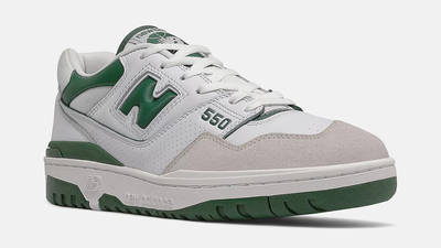 New Balance 550 White Green Front