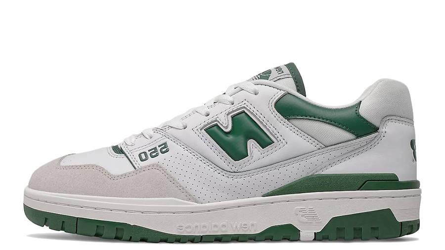 New Balance 550 White Green