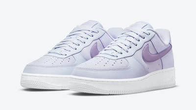 Nike Air Force 1 Low Lavender Front