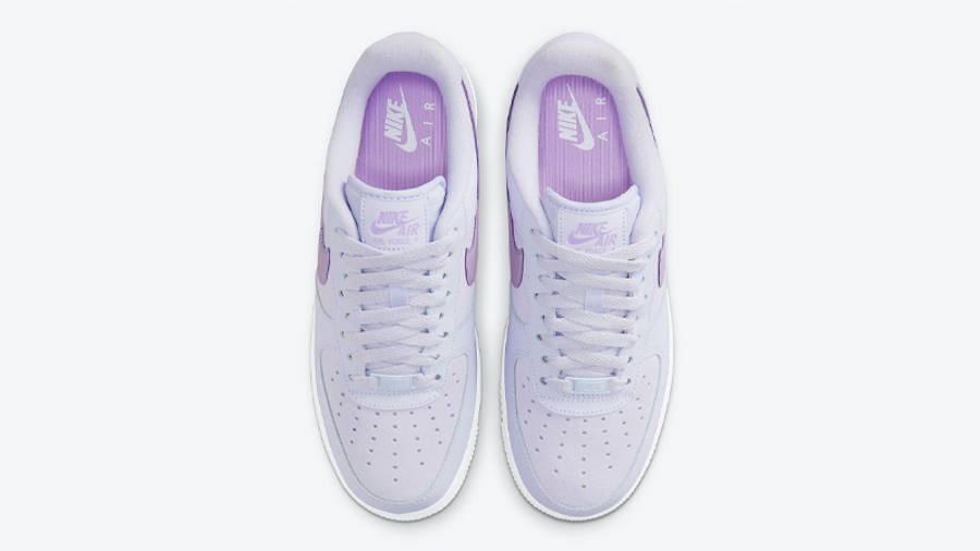 Nike Air Force 1 Low Lavender Middle