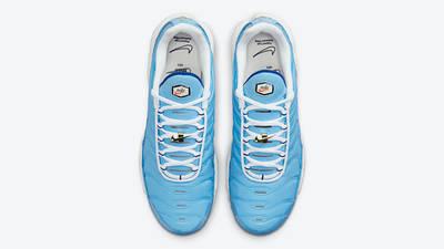 Nike Air Max Plus First Use University Blue DB0681-400 Top