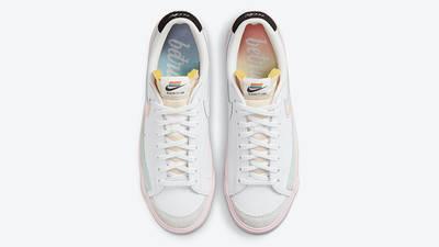 Nike Blazer Low Be True DD3034-100 Top