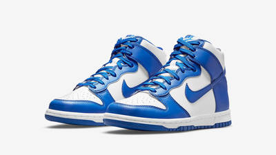 Nike Dunk High GS Game Royal Front