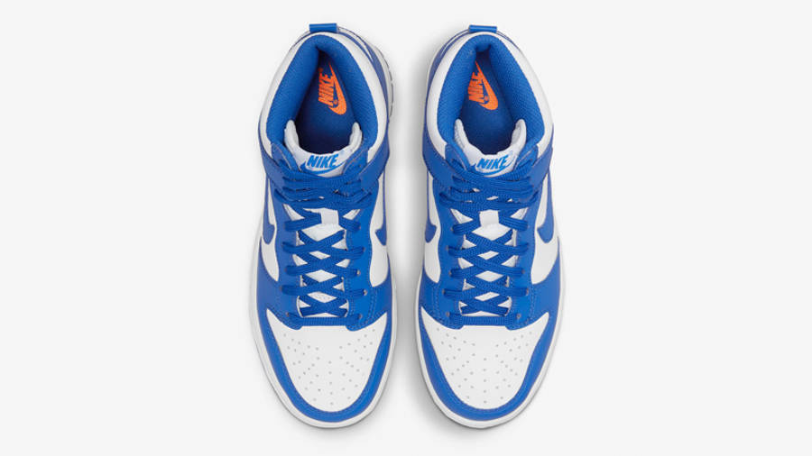 Nike Dunk High GS Game Royal Middle