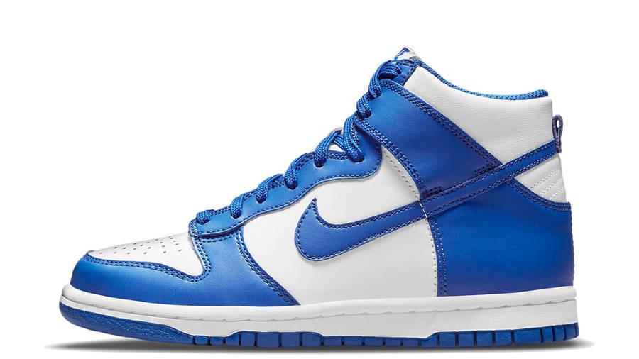 Nike Dunk High GS Game Royal