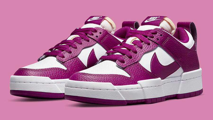 Nike Dunk Low Disrupt Cactus Flower DN5065-100 Side