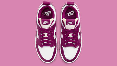 Nike Dunk Low Disrupt Cactus Flower DN5065-100 Top