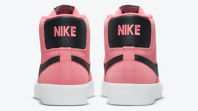 Nike SB Blazer Mid Pink 864349-601 Back