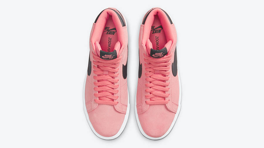Nike SB Blazer Mid Pink 864349-601 Top
