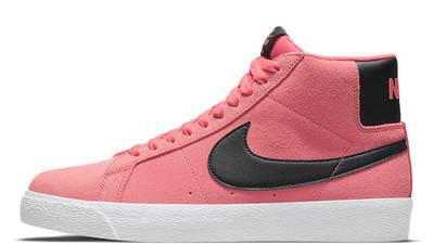 Nike SB Blazer Mid Pink 864349-601