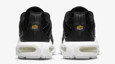 Nike TN Air Max Plus White Black DM2362-001 Back