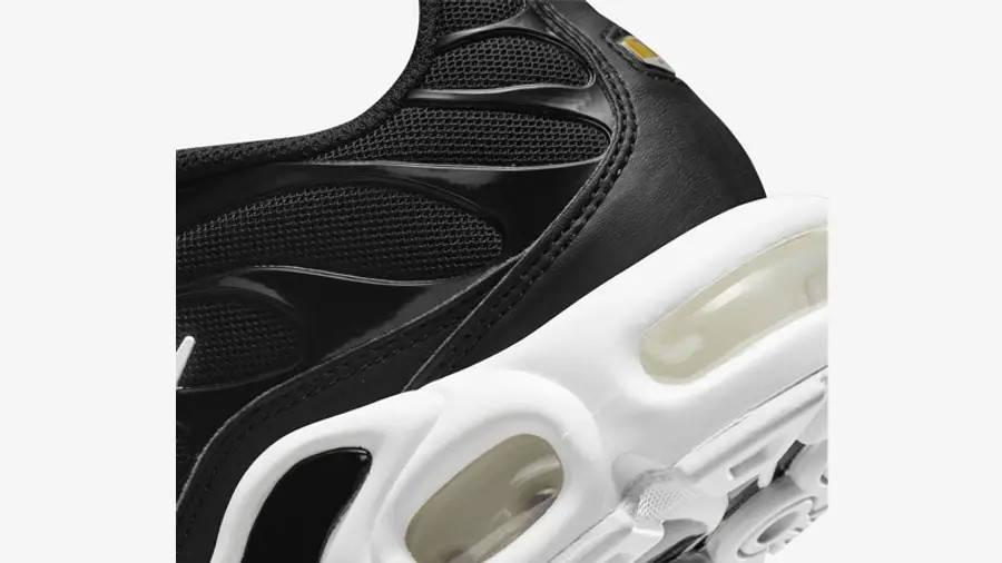 Nike TN Air Max Plus White Black DM2362-001 Detail