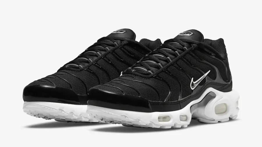 Nike TN Air Max Plus White Black DM2362-001 Side