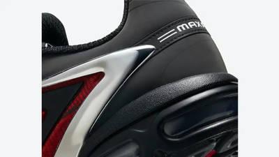 Skepta x Nike Air Max Tailwind 5 University Red CU1706-001 Back Detail