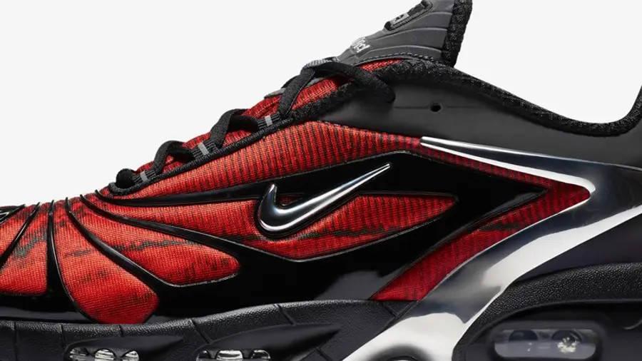 Skepta x Nike Air Max Tailwind 5 University Red CU1706-001 Detail