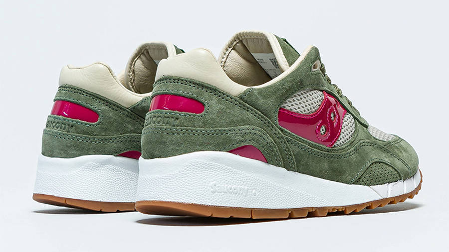 Up There x Saucony Shadow 6000 Doors To The World S70570-1 Back