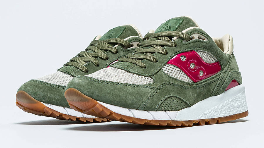 Up There x Saucony Shadow 6000 Doors To The World S70570-1 Side