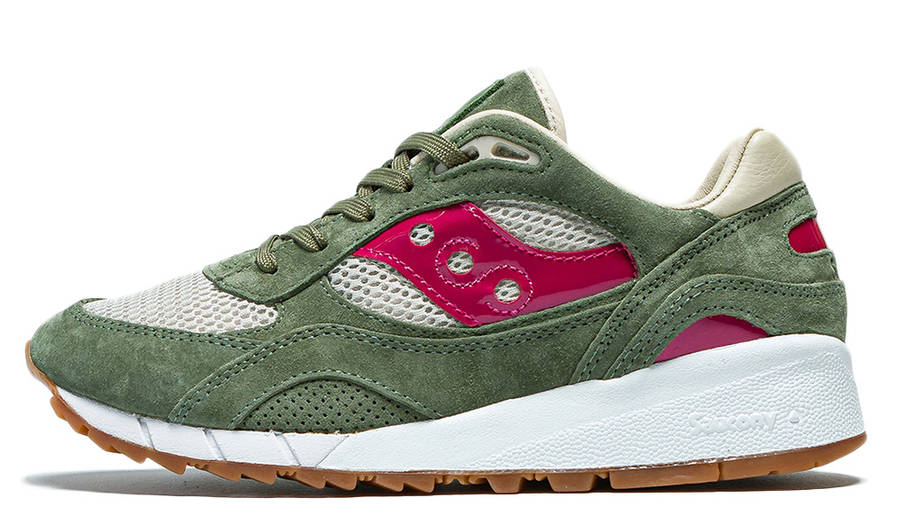Up There x Saucony Shadow 6000 Doors To The World S70570-1