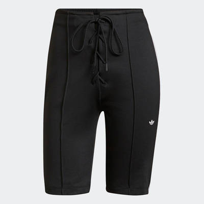 adidas Laced High-Waisted Shorts H15812 Front