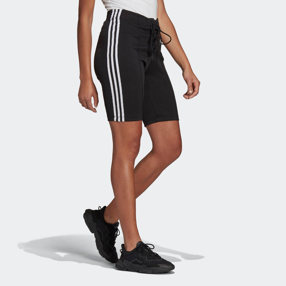 adidas Laced High-Waisted Shorts H15812 Side