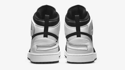 Air Jordan 1 Hi FlyEase Black White CQ3835-011 Back