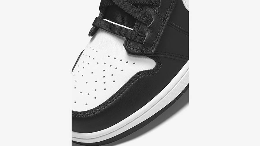 Air Jordan 1 Hi FlyEase Black White CQ3835-011 Detail