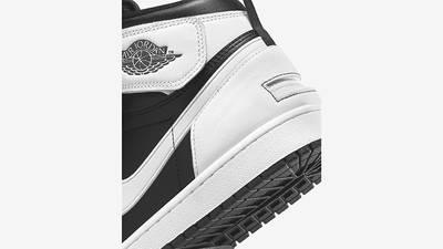 Air Jordan 1 Hi FlyEase Black White CQ3835-011 Detail 2