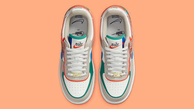 nike air force 1 shadow first use multi ci0919 109 top w400