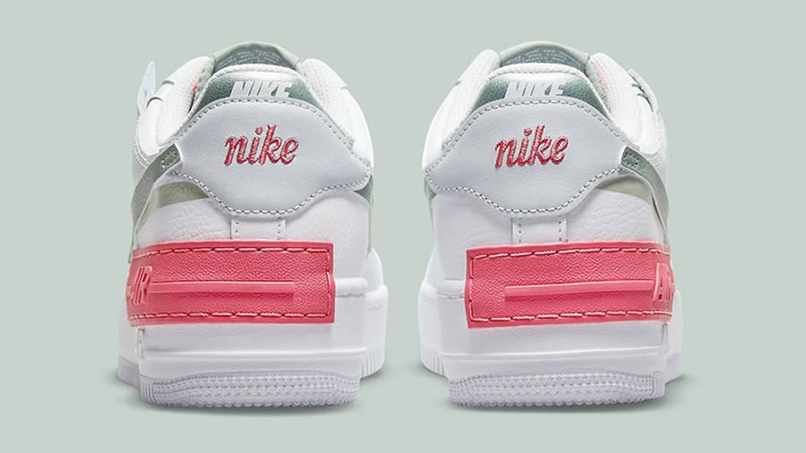 Nike Air Force 1 Shadow Jade Smoke Archeo Pink CI0919-112 Back