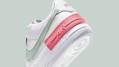 Nike Air Force 1 Shadow Jade Smoke Archeo Pink CI0919-112 Detail 2