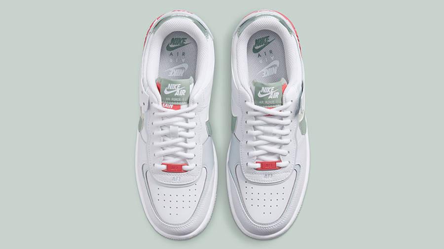 Nike Air Force 1 Shadow Jade Smoke Archeo Pink CI0919-112 Top