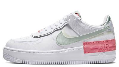 Nike Air Force 1 Shadow Jade Smoke Archeo Pink CI0919-112