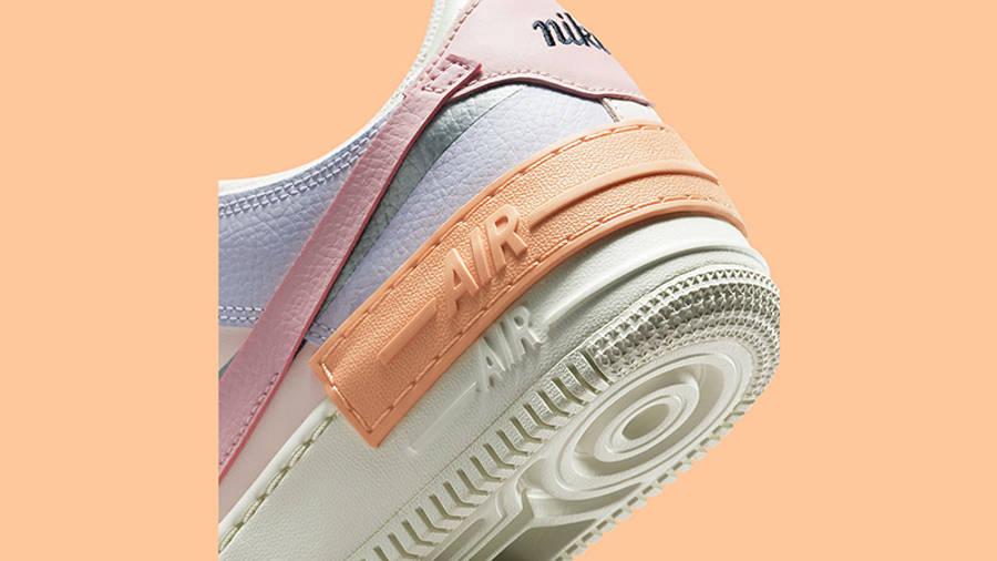 Nike Air Force 1 Shadow Sail Pink Glaze CI0919-111 Detail 2