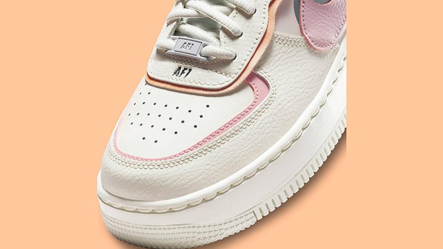 Nike Air Force 1 Shadow Sail Pink Glaze CI0919-111 Detail