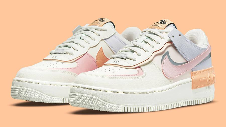 Nike Air Force 1 Shadow Sail Pink Glaze CI0919-111 Side