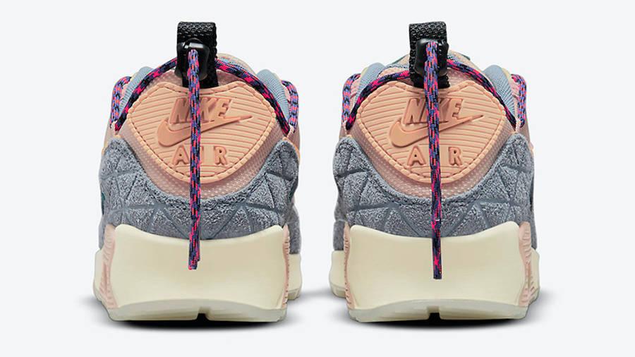 Nike Air Max 90 SE Fossil Stone DM6438-292 Back
