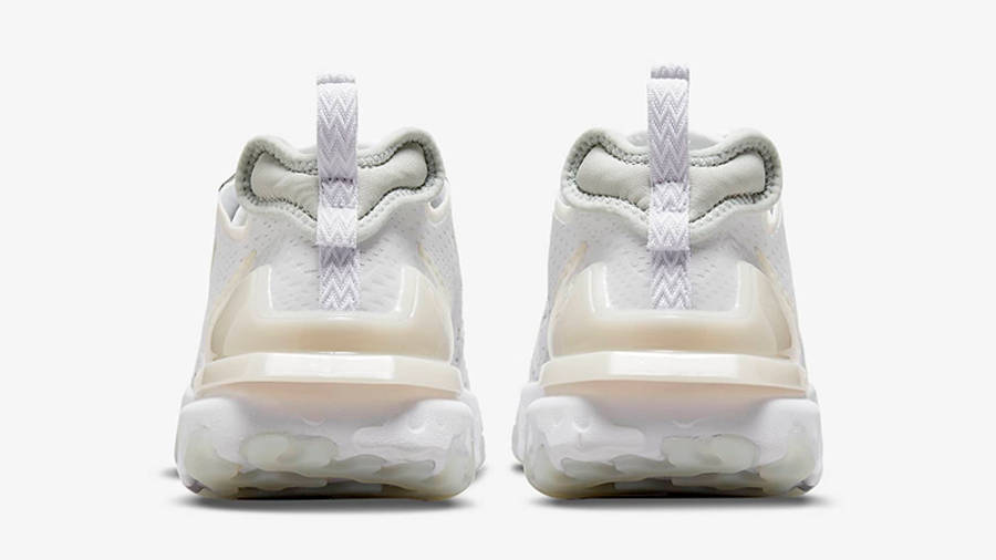 Nike React Vision White Cashmere DN5061-100 Back