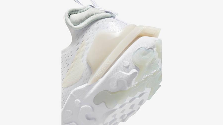 Nike React Vision White Cashmere DN5061-100 Detail 2