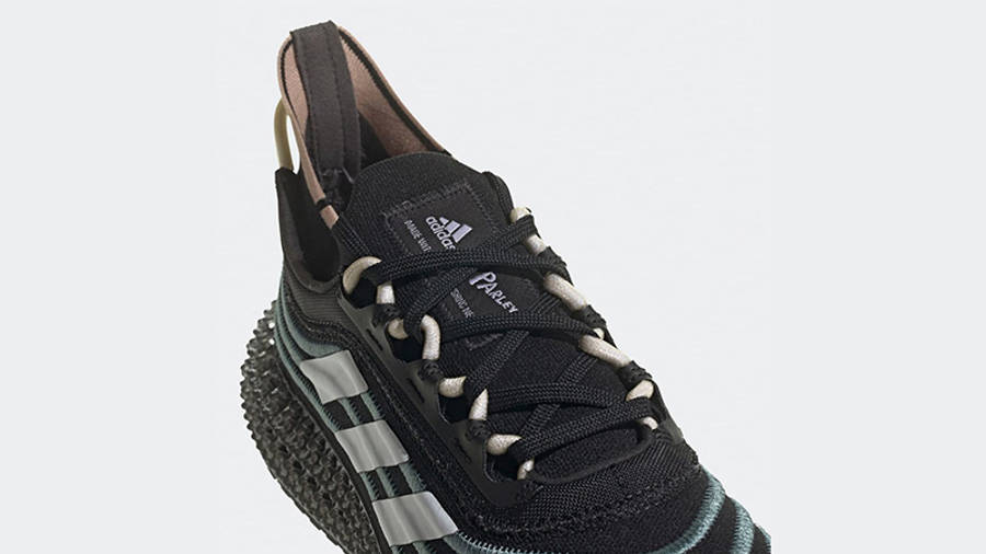 Parley x adidas 4DFWD Black GX6313 Detail 2