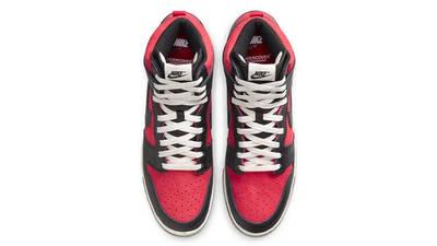 UNDERCOVER x Nike Dunk High UBA DD9401-600 Top