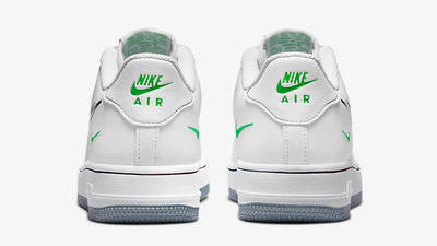 Nike Air Force 1 Low Multi Swoosh GS White DM9473-100 Back
