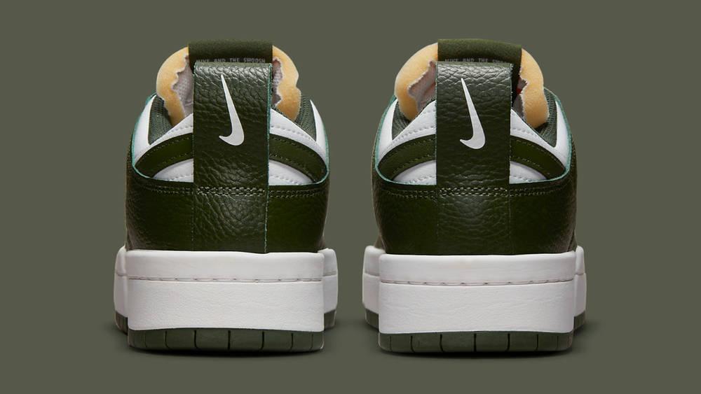 "Nike Dunk Low Disrupt ""Dark Green"""
