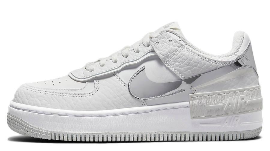 nike air force 1 shadow white grey dq0837 100 w900