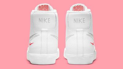 Nike Blazer Mid GS Multi Swoosh DO6487-100 Back