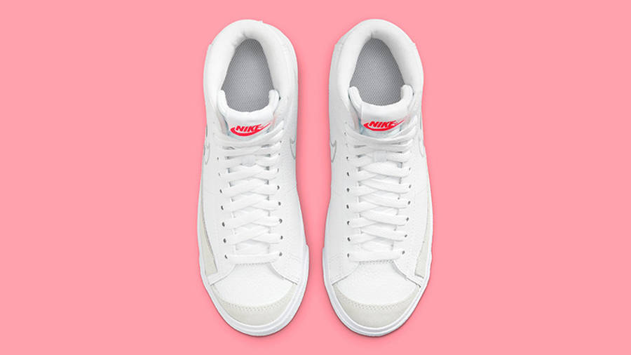 Nike Blazer Mid GS Multi Swoosh DO6487-100 Top